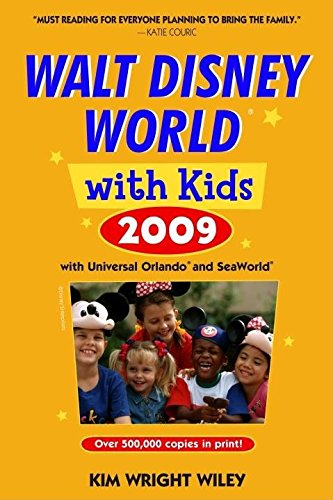 Fodor's Walt Disney World® with Kids 2009: with Universal Orlando and SeaWorld (Travel Guide) ()