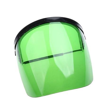 F Fityle Cubierta de Cara de Protección Facial Soldadura Tubo de Baño Fontaneros Suministros Casera Patios