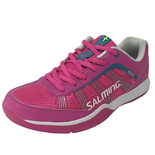 Salming Huggorm Kvinna Squash Inomhus Domstol Sportträningsskor Tränare