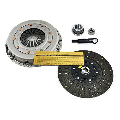 KING COBRA HD CLUTCH KIT fits Ford Mustang 86/1-01 GT LX COBRA SVT 4.6L 5.0L (King Cobra Clutch)