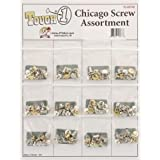 Tough-1 Chicago Screw Assortment
