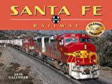 Santa Fe Railway 2019 Calendar