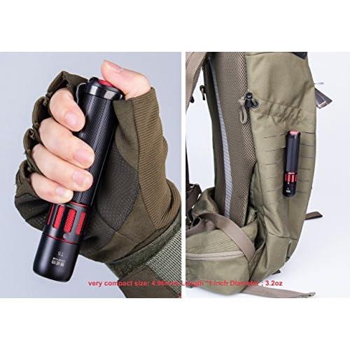 Militaire Mini Tactique Torche Lampe Lumens Cree 1000 bvg7Yf6y