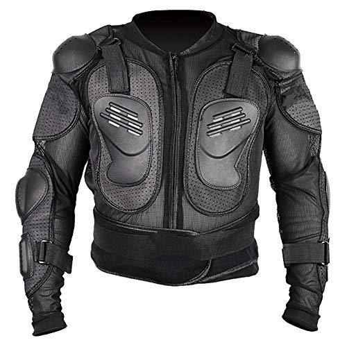 Armor Body Full (TDPRO Motorcycle Full Body Armor Jacket Motocross Dirt Bike ATV (XXS))
