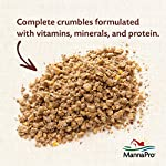 Manna Pro Medicated Chick Starter Crumble Feed For Healthy Growth, 5 lb 3