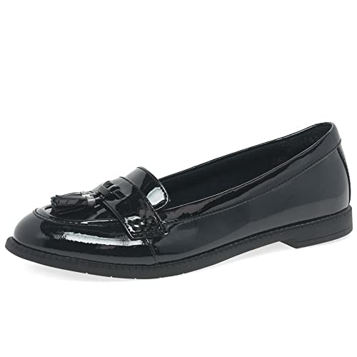Clarks Preppy Edge Girls Senior School Shoes