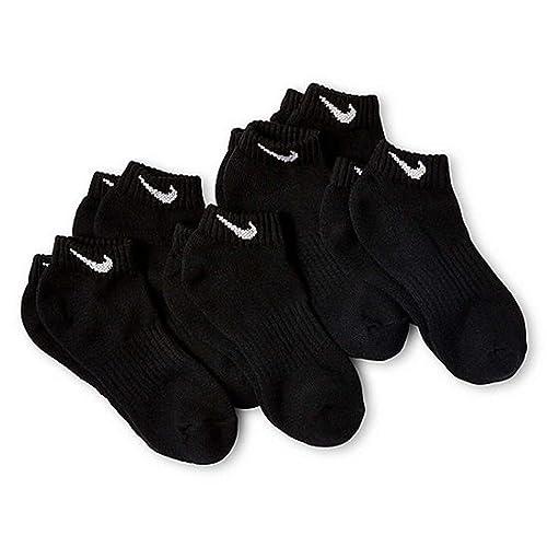 Nike 6-PK. Calcetines de Rendimiento de Corte bajo para ...