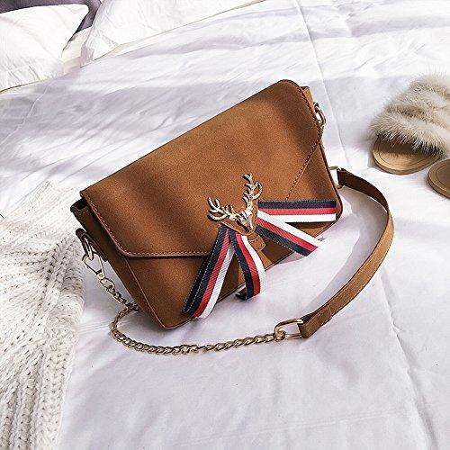 ebe27691810ed ... schwarz Weibliche Tasche Matte Umhängetasche Retro Kleine Party Tasche  Mini Alle Spiel Trend Pack