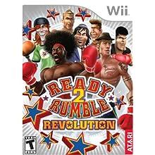 Ready 2 Rumble: Revolution - Nintendo Wii