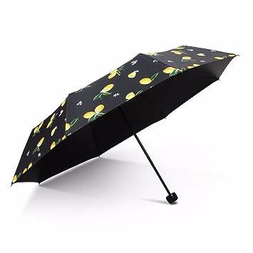 SSBY La lluvia paraguas plegable Corea doble uso sunscreen vinilo sol paraguas PARAGUAS paraguas de protección