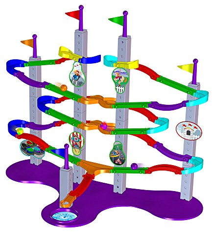 The Learning Journey Techno Kids MarbleTrax, Fun Park Adventure by The Learning Journey