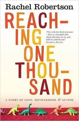 Book Reaching One Thousand by Robertson, Rachel (2012)