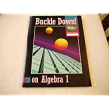 Amazon buckle down books buckle down on algebra 1 fandeluxe Images