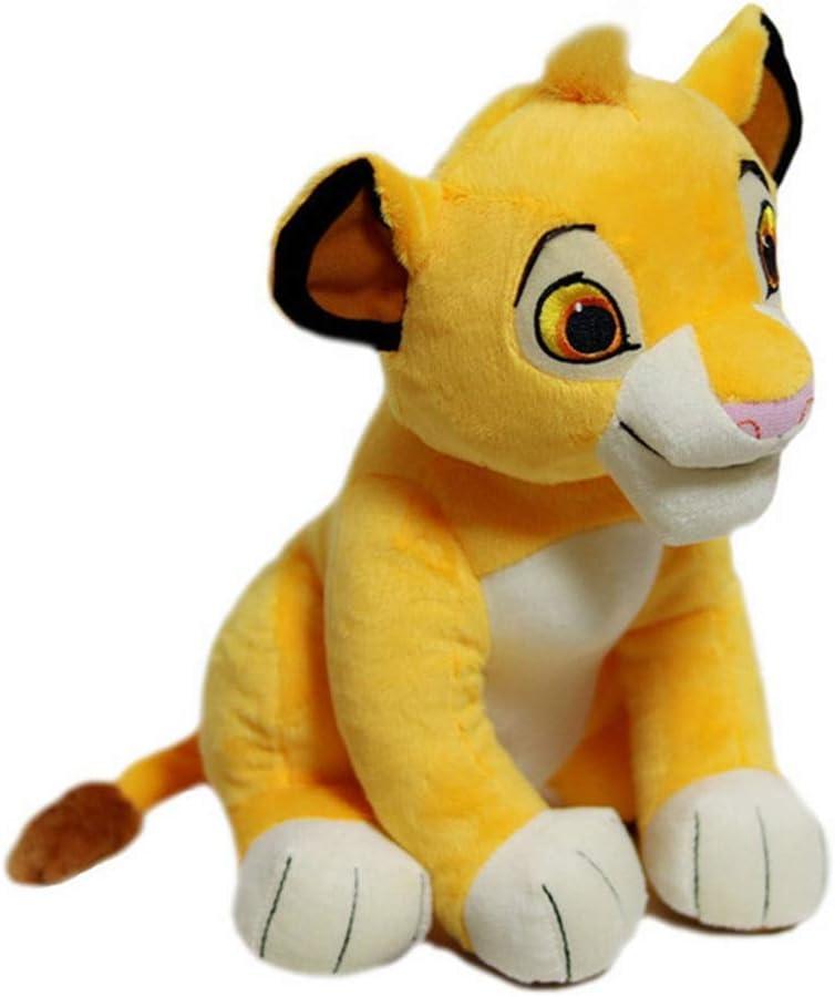 NOBRAND Juguete de la Felpa 2020 Regalos Simba Suaves Los Animales de Peluche de la muñeca for los niños 1pc 30cm Linda película Simba El Rey León de la Felpa del s