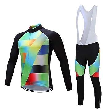 Ropa de ciclismo hombres Autumn pro team kit de vestimenta de ...