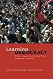 Learning Democracy 1st Edition