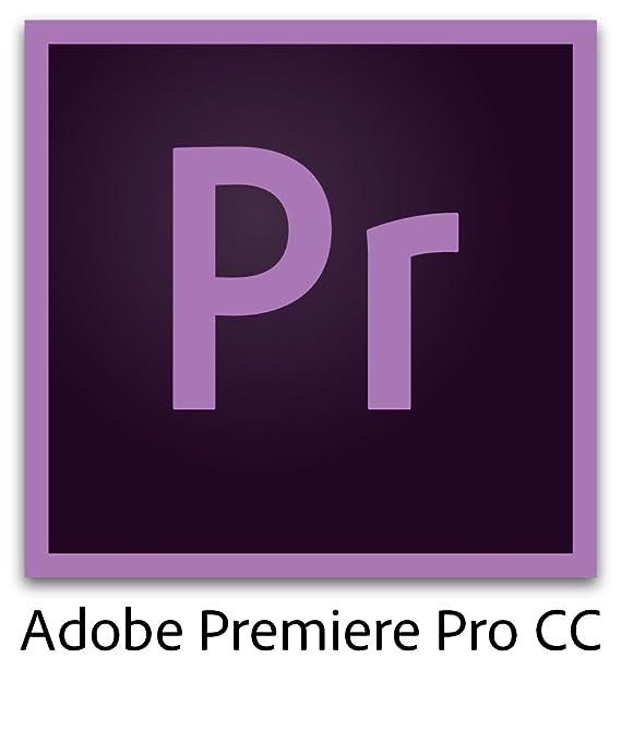 Amazon Adobe Premiere Pro Cc 1 Year Subscription Download