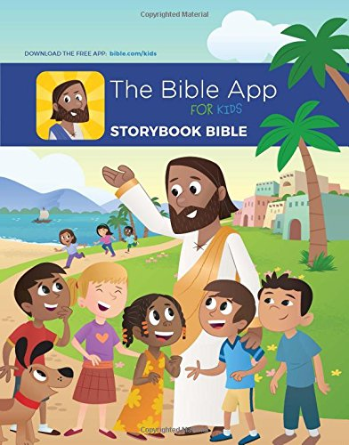The Bible App For Kids Storybook -