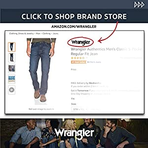Wrangler Authentics Men's Premium Flex Straight Leg Stretch Jean