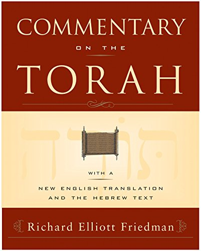 Commentary on the Torah by [Friedman, Richard Elliott]