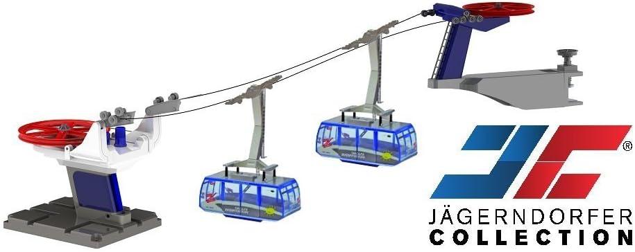 Jaegerndorfer Jaegerndorferjc89390 Handbetätigung Tiroler Zugspitzbahn Antenne Straßenbahn Spielzeug Fahrzeug Spielzeug