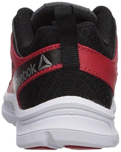 Reebok Baby Run Supreme 20 Sneaker AlloyPrimal RedBlack 4