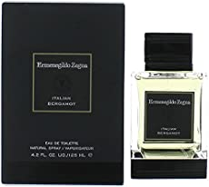 Essenze Collection Italian Bergamot By Ermenegildo Zegna EDT 4.2 Oz Spray 2934819467d
