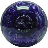 Candlepin Starline Bowling Ball- Purple Pearl