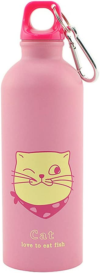 Flying Lisa 500 ml de Dibujos Animados Animales Botella de ...