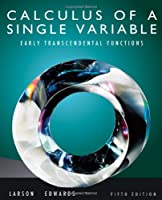 Calculus of a Single Variable: Early Transcendental Functions, 5th Edition Front Cover