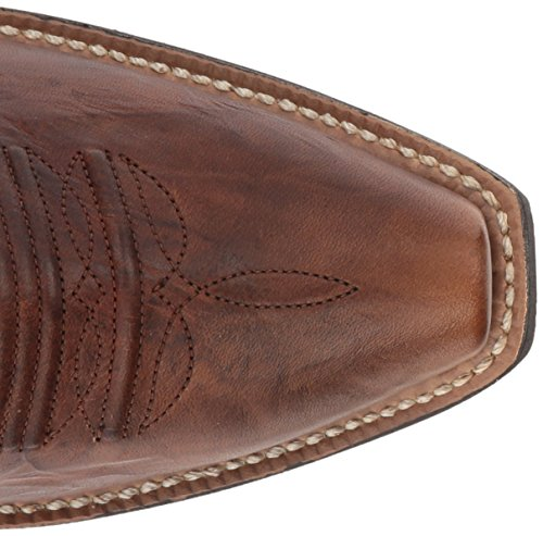 Ariat Heren Dress Tombstone Western Cowboylaars, Barn Brown, 7 D Us Barn Brown