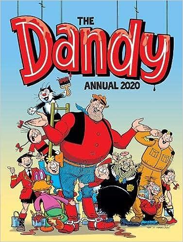 The Dandy Annual 2020: Amazon.co.uk: D. C. Thomson Media: 9781845357566:  Books