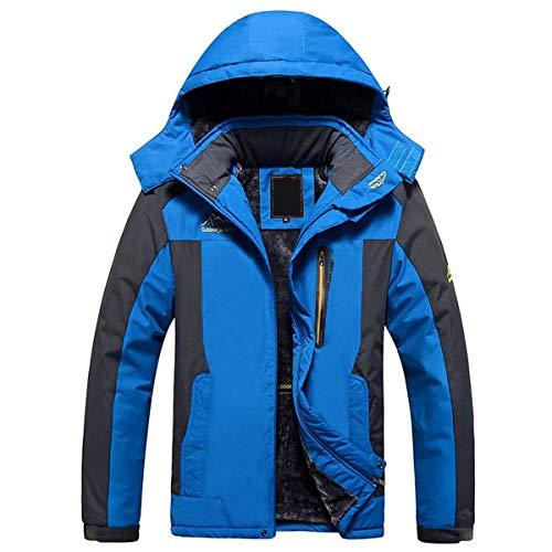 Donna Calda Qk Ragazzo Blau Impermeabile Da Parka Uomo All'aperto Invernale Giacca Traspirante Cappotto lannister Lunga qBHOq