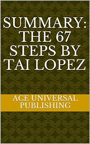 Tai Lopez 67 Steps Pdf