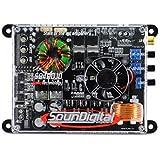 SD4001OHM SOUND DIGITAL 400W, 1OHM, 1CHANNEL-Set of