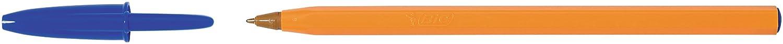Bic 1199110111/8099221 - Bolí grafo, color naranja y azul