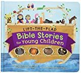 img - for Lift-the-Flap Bible Stories for Young Children book / textbook / text book