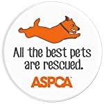 ASPCA All the Best Pets Are Rescued Popsocket - Dog 9