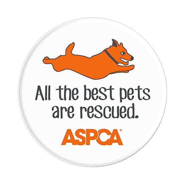 ASPCA All the Best Pets Are Rescued Popsocket - Dog 3