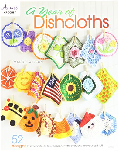 Annies Year of Dishcloths Bk