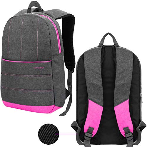 15.6 Inch Padded Laptop Backpack Fit Lenovo ThinkPad L580, E590, E580, E585, X1 Extreme, IdeaPad 720S, 530S, 330, 330S, 130, Flex 15, Yoga 730, 720, Yoga Chromebook, V330, - Extreme Tour Steel