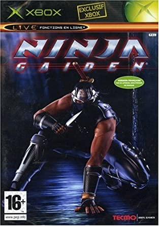 Amazon.com: Ninja Gaiden Occasion [ Xbox ]: Video Games