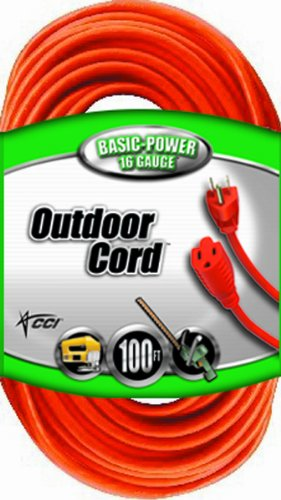 100 foot outdoor electrical cord - 2