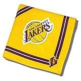 Sporty K9 NBA Los Angeles Lakers Dog Bandana, Small