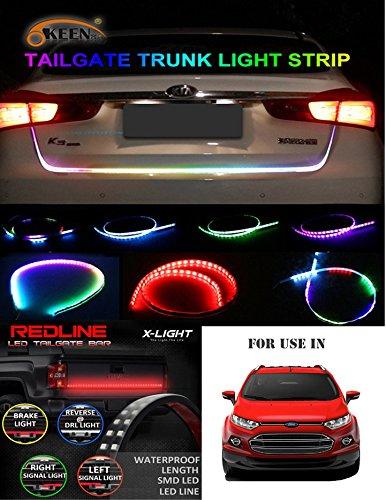 Volga Car Boot Trunk Led Light Multi Function Light For Ford