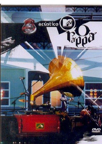 dvd o rappa acustico mtv
