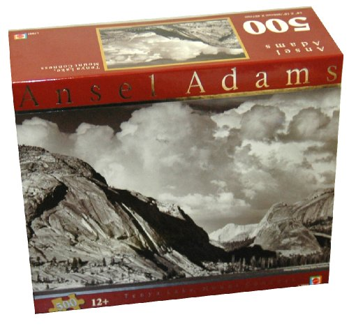 Ansel Adams 500 Piece Puzzle Conness