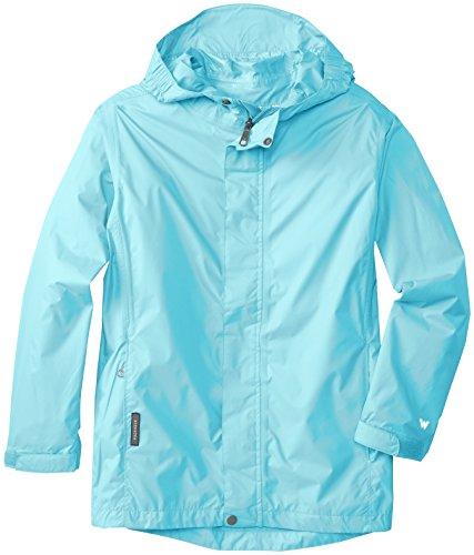 8c52ab41c Galleon - White Sierra Youth Trabagon Rain Shell, Blue Radiance, X-Large