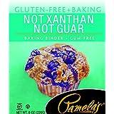 Pamela's Products Gluten Free Not Xanthan Not Guar Baking Binder, 8 Ounce
