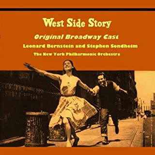 West Side Story , Original Broadway Cast (B0026WI1N8) | Amazon Products